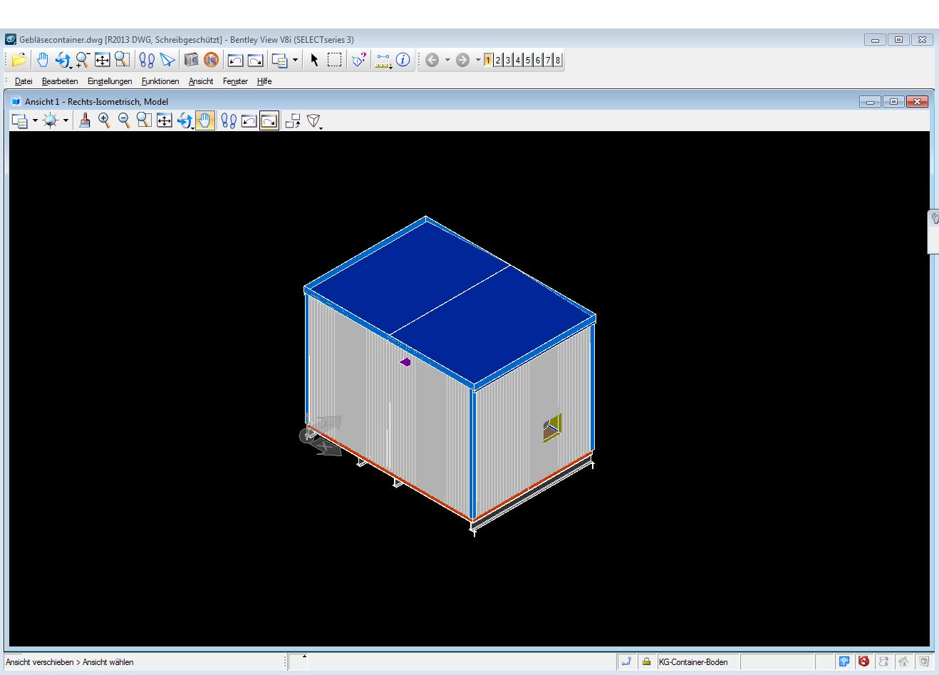 3D PDF Dateien erstellen DWG, DFX und DNG